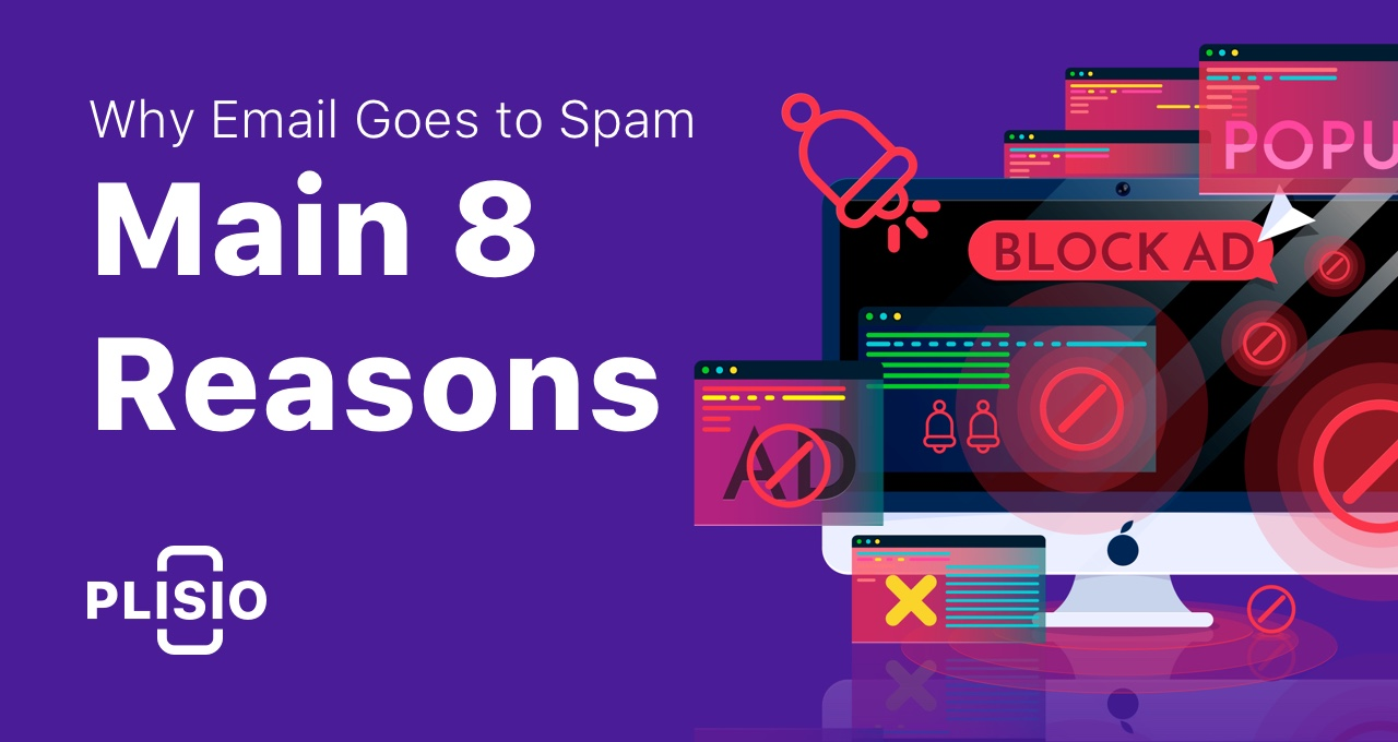 8 Reasons Why Your Company's Email Goes to Spam