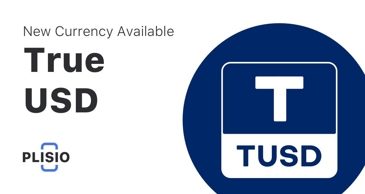 TrueUSD. Viewing Accounts in Fiat. Security Update.